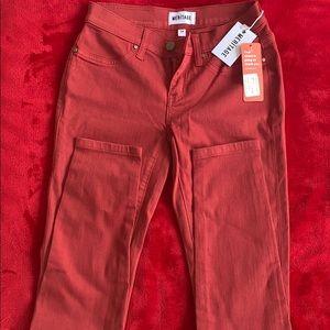 Pants - Meritage color pants